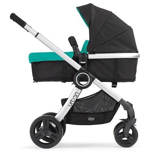 Carrinho De Beb 234 Chicco Urban Stroller Verde Emeralda