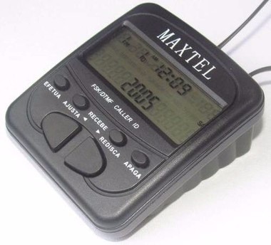 bina identificador de chamadas maxtel
