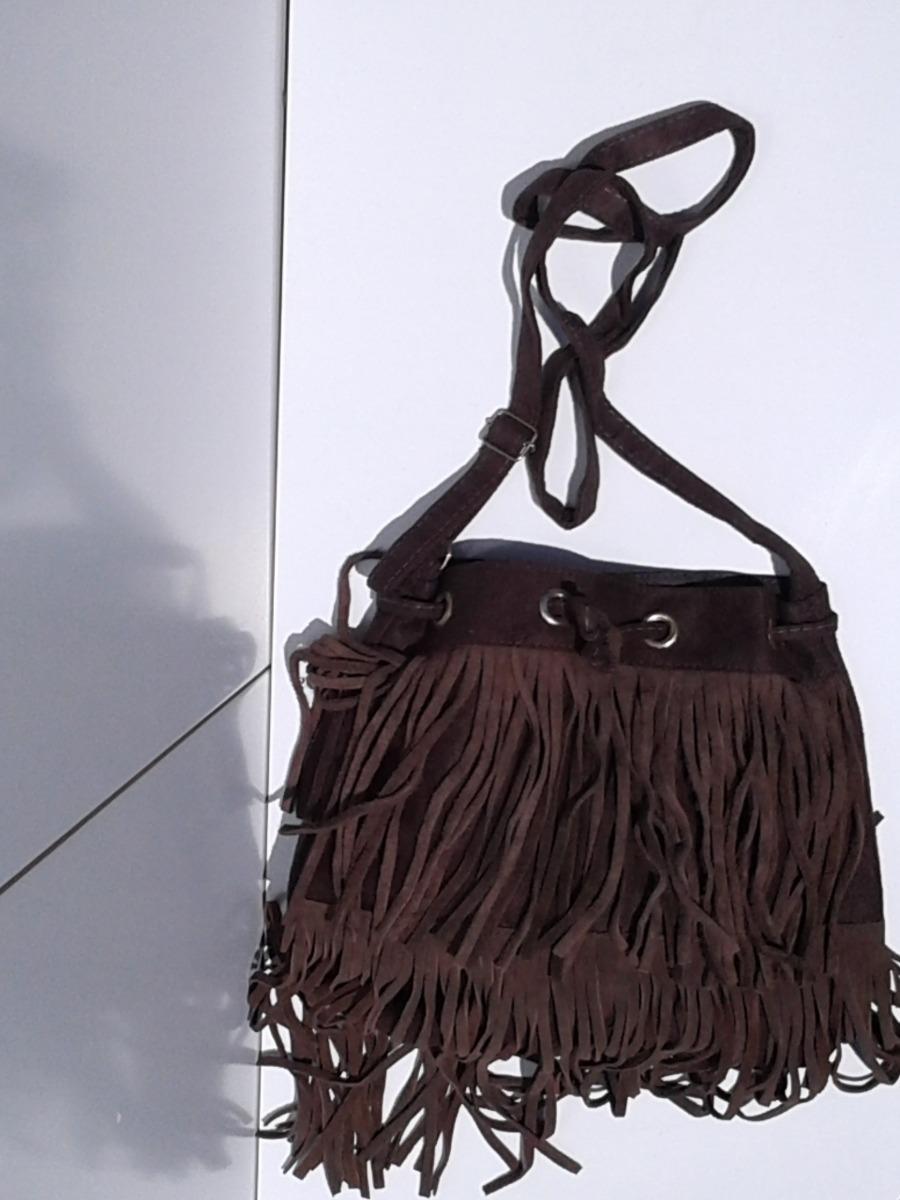 Bolsa Feminina Saco Com Franjas : Bolsa de franja tipo saco camur?a feminina importada r