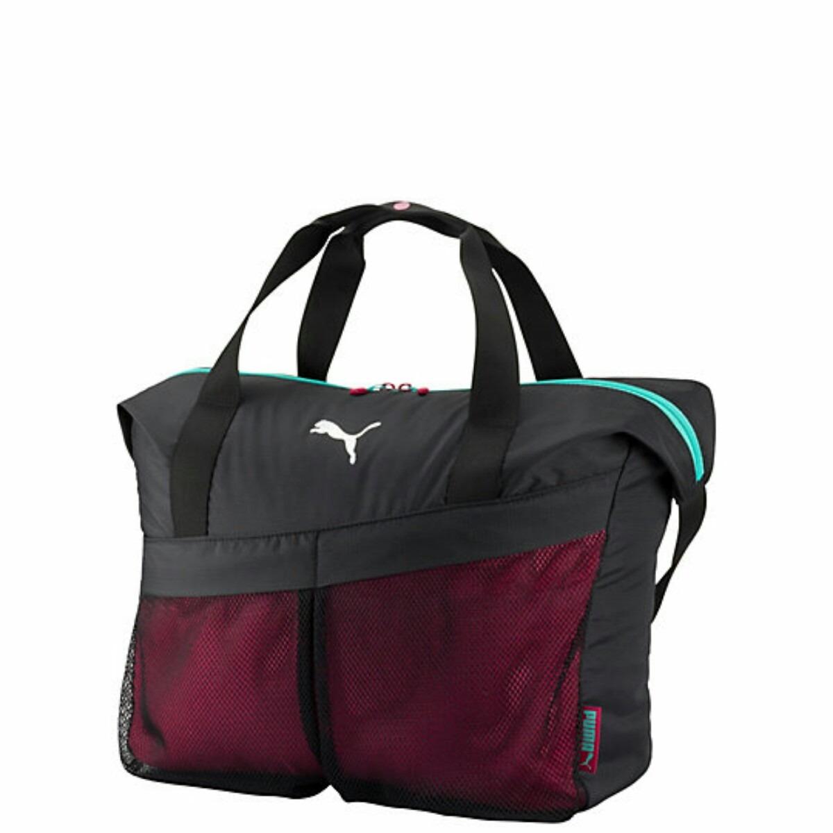 Bolsa fitness feminina puma : Bolsa puma fitness workout feminina r em mercado