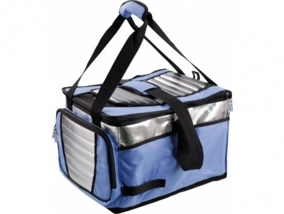 bolsa térmica ice cooler mor 24 litros dobrável e térmico