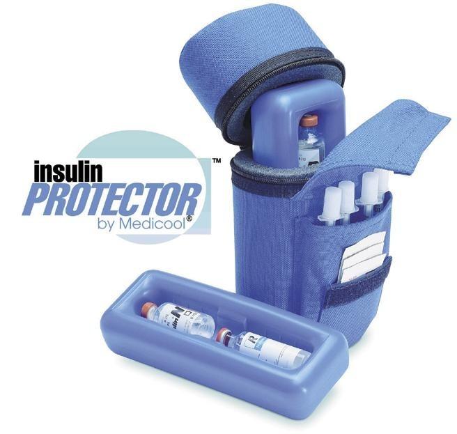 Bolsa Para Transporte De Insulina : Bolsa t?rmica protetor transporte insulina frasqueira