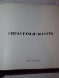 bom apetite - 12 volumes (sebo amigo)