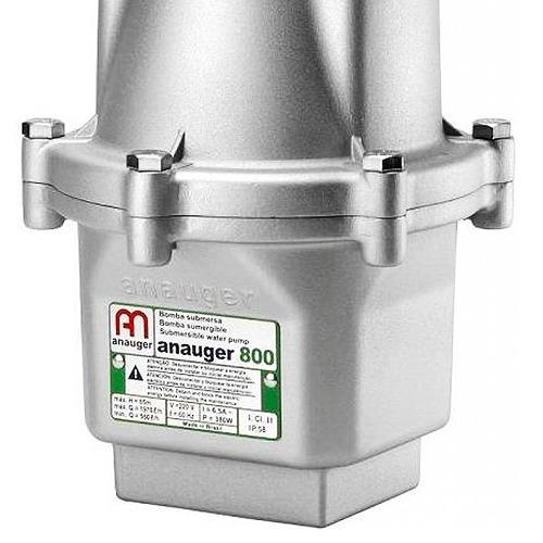 bomba de água submersível 380w -  saída 3/4 - eletroplas