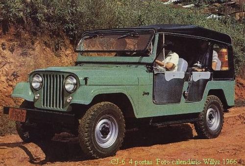 borracha parabrisa basculante jeep willys/ford tds
