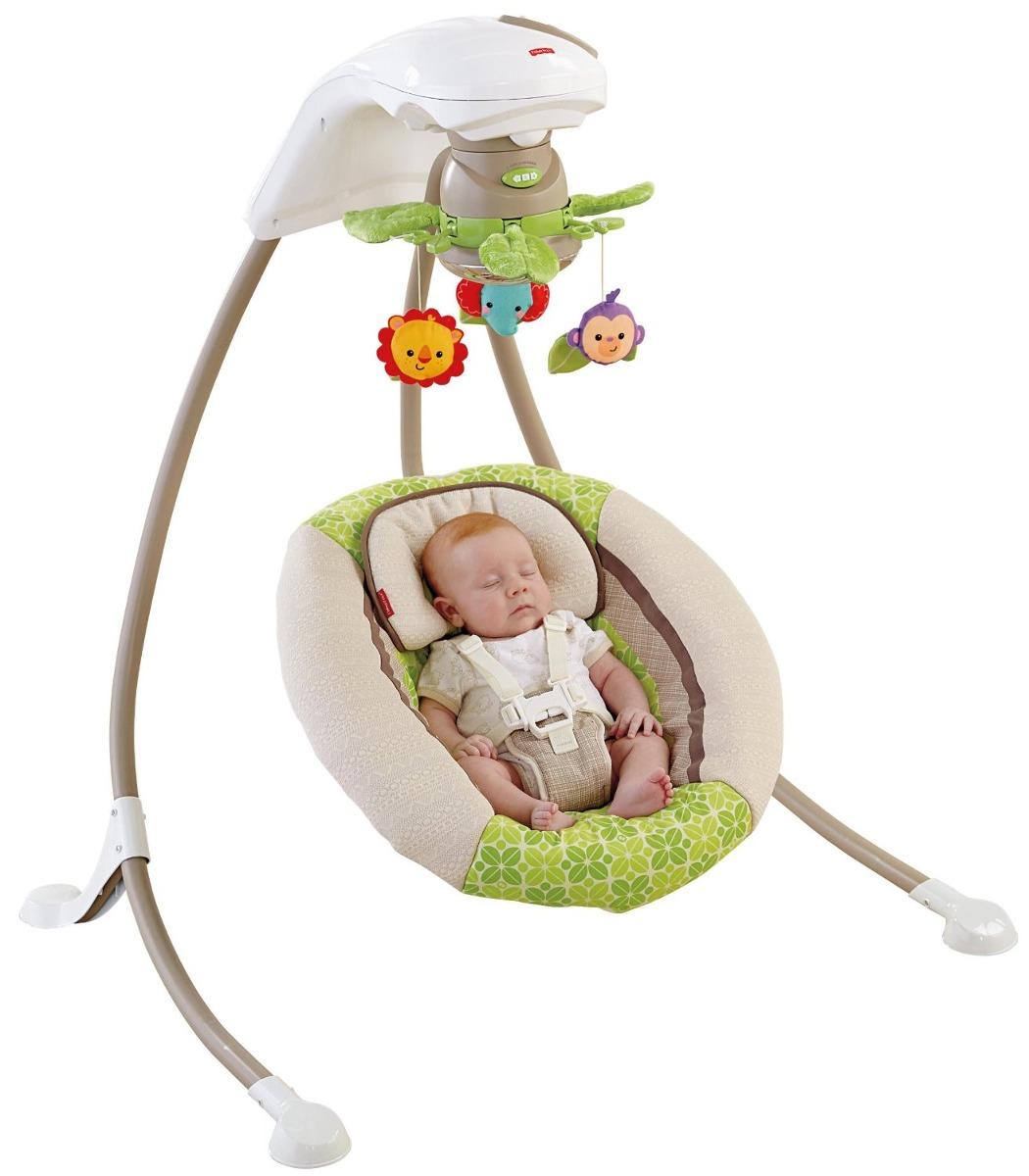 cadeira balanço fisher price deluxe cradle 'n swing #9D942E 1050x1200