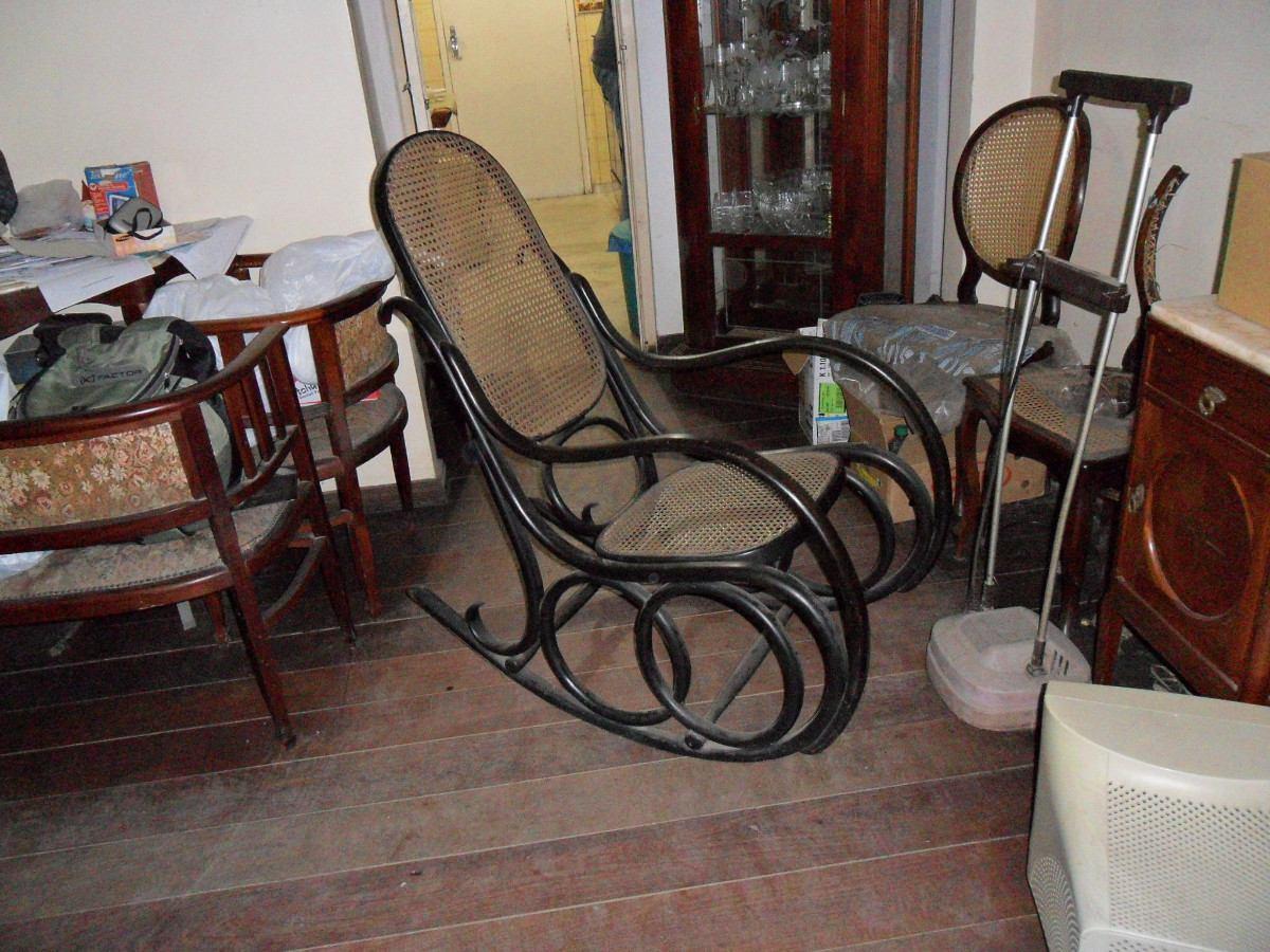 Cadeira De Balanço Austríaca R$ 2.500 00 em Mercado Livre #8F733C 1200x900