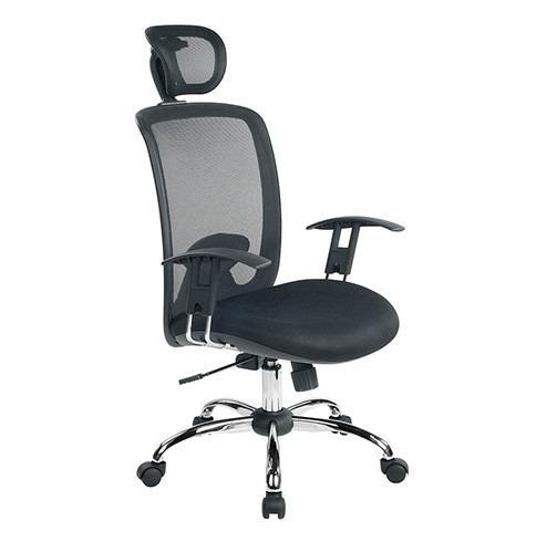 cadeira escritório ergonômica presidente berlim