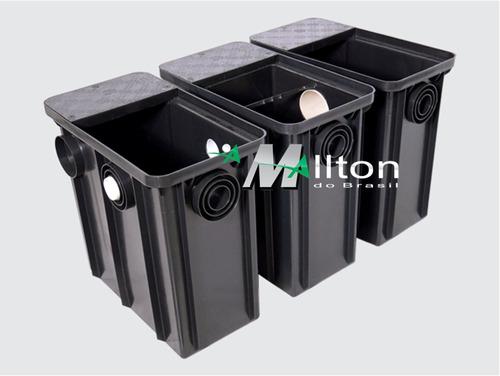 caixa separadora de água e óleo + documentação