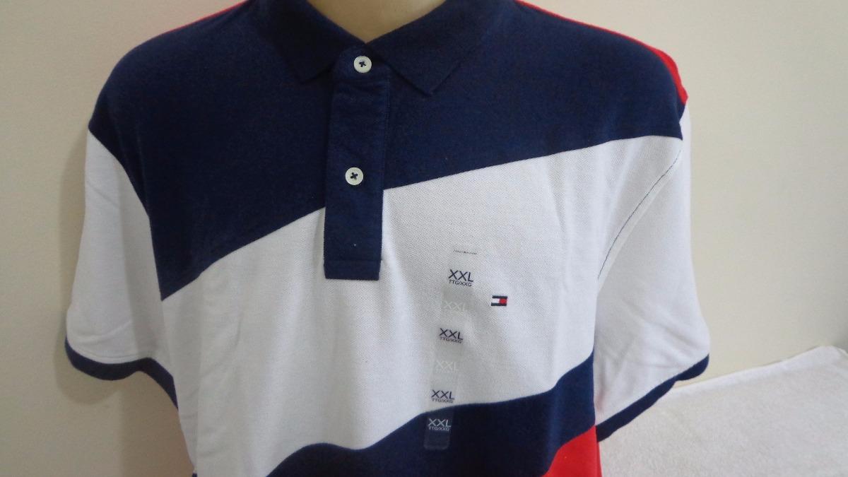 camisas polo tommy hilfiger original e575f338775e0