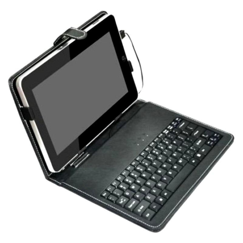 capa teclado usb universal tablet 7 acer asus galaxy lenovo r 22 89 em mercado livre. Black Bedroom Furniture Sets. Home Design Ideas