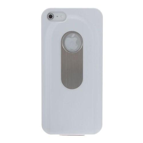 capinha capa case iphone 5 5s abridor garrafa branco