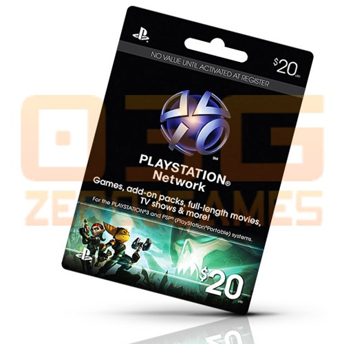 card playstation network