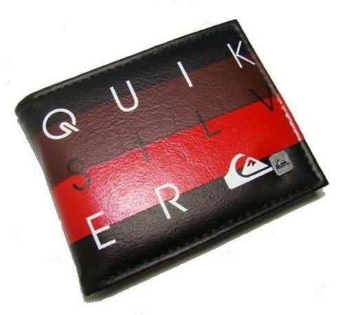 carteira masculina quiksilver original