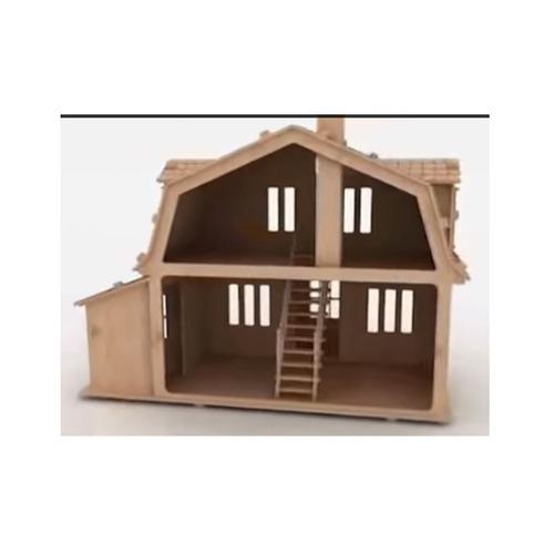 Casa de bonecas mdf para polly barbie pocket monster high c5 r 48 90 em mercado livre - Casa de monster high ...