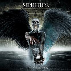 cd + dvd sepultura: kairos- duplo (lacrado)
