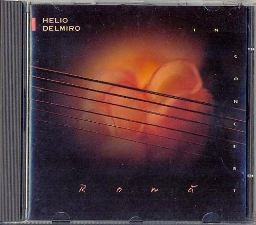 cd hélio delmiro - romã - 1991