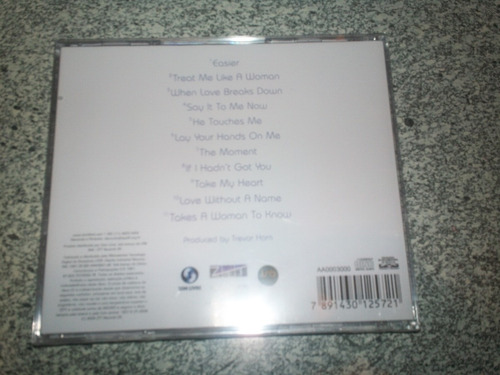 cd - lisa stansfield the moment