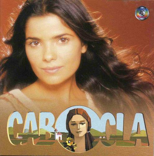 cd novela cabocla