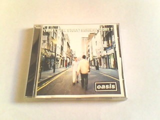 cd oasis - what's the story morning glory