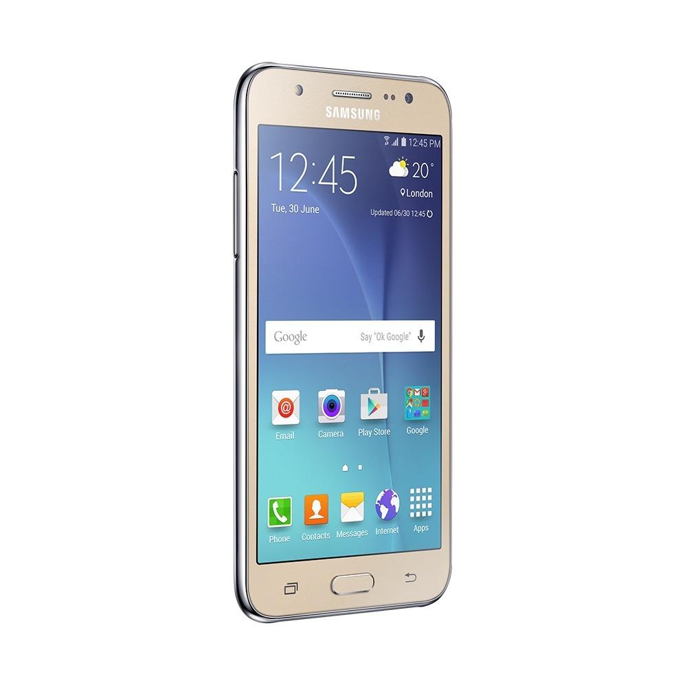 celular samsung galaxy j5 duos dourado   r 849 00 em