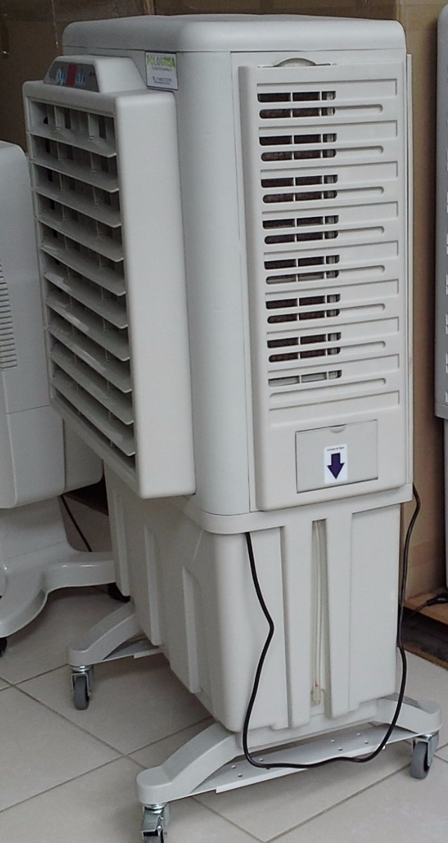 Climatizador evaporativo port til de vaz o 220v mb - Climatizador evaporativo portatil ...