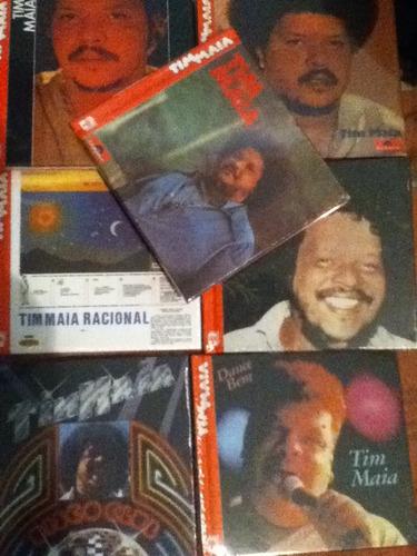 coleção tim maia