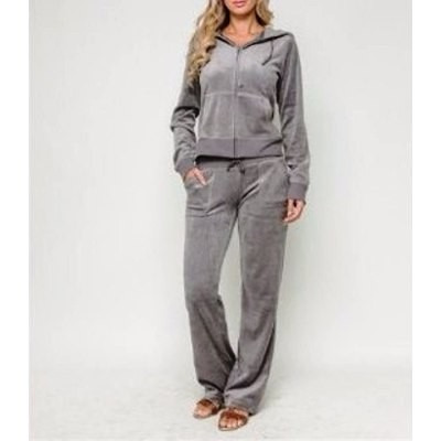 Conjunto Agasalho Calça+blusa De Frio Plush Feminino. Conjunto Agasalho.  jaqueta jeans moletom casaco capuz agasalho feminina 07c4143ee8