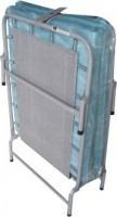 conjunto solteiro cama + colchão dobravel pratico