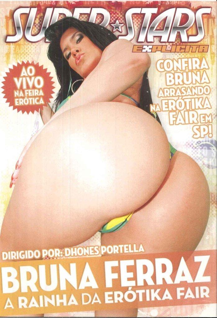 Resultado de imagem para Bruna Ferraz - A Rainha Da Erotika Fair