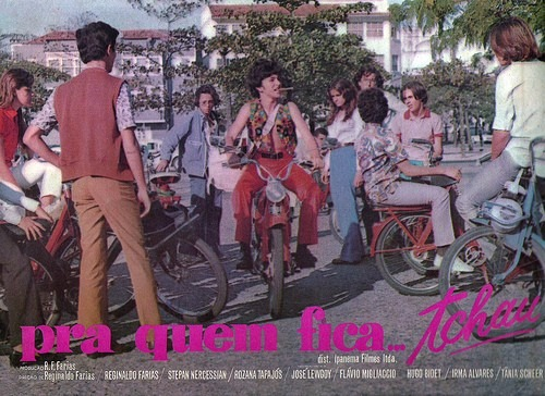 Resultado de imagem para Filme - Pra Quem Fica, Tchau! (1971)