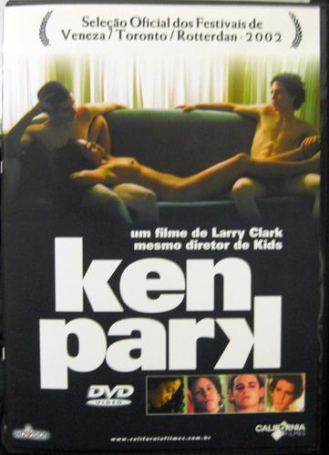 dvd ken park - larry clark - contém cenas de sexo explícito