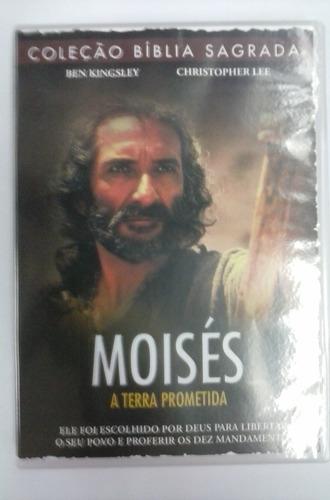 dvd moisés