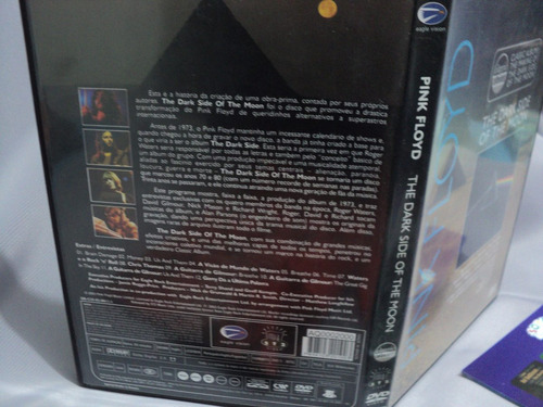 dvd pink floyd the dark side of the moon