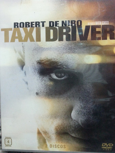 dvd - taxi driver - duplo