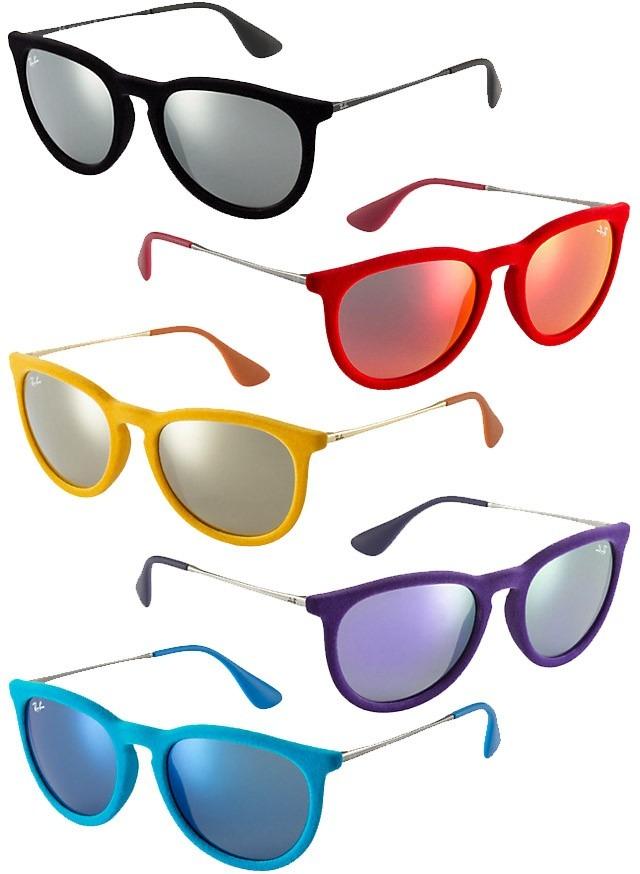oculos ray ban erika velvet mercadolivre