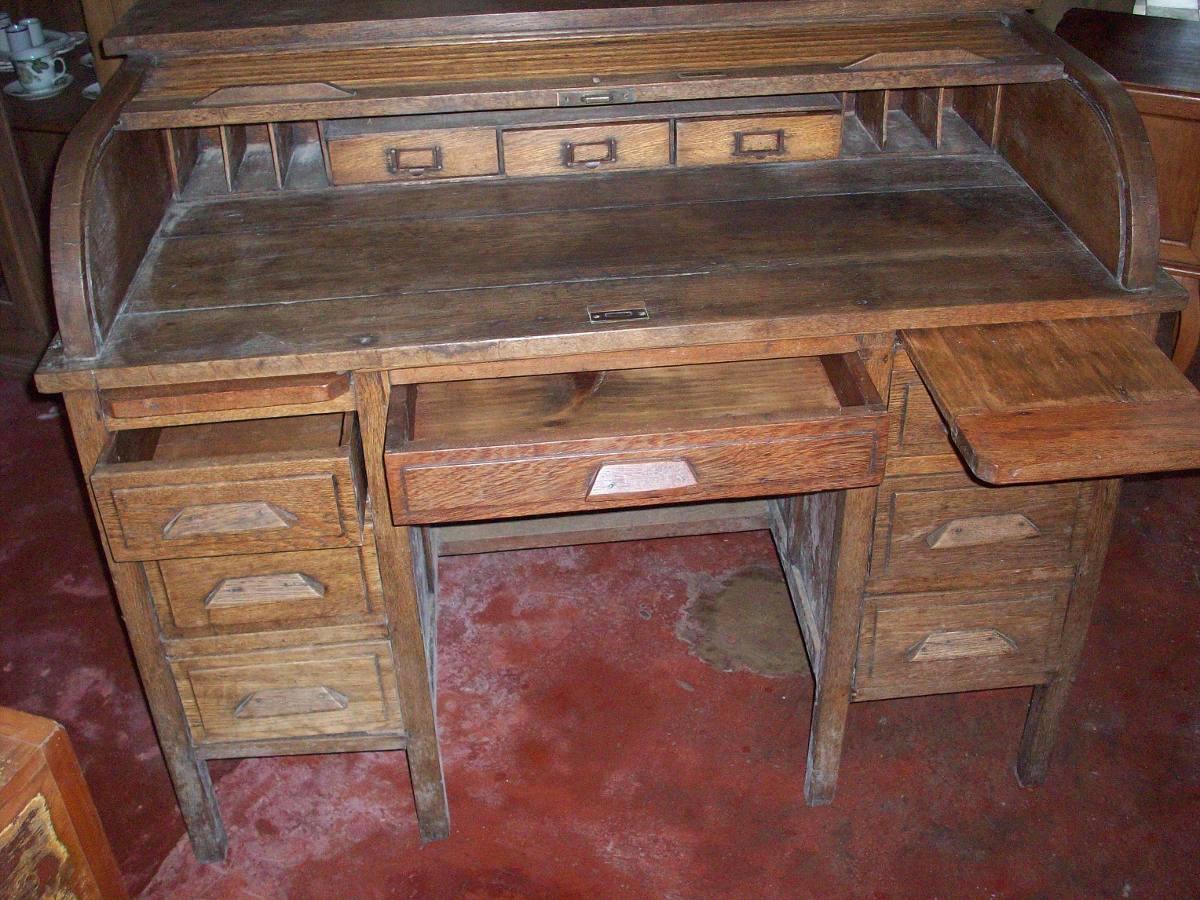 Escrivaninha Xerife R$ 6.500 00 em Mercado Livre #8E5D3D 1200x900