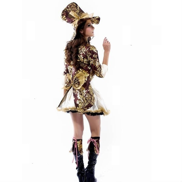 Mad hatter costumes for women