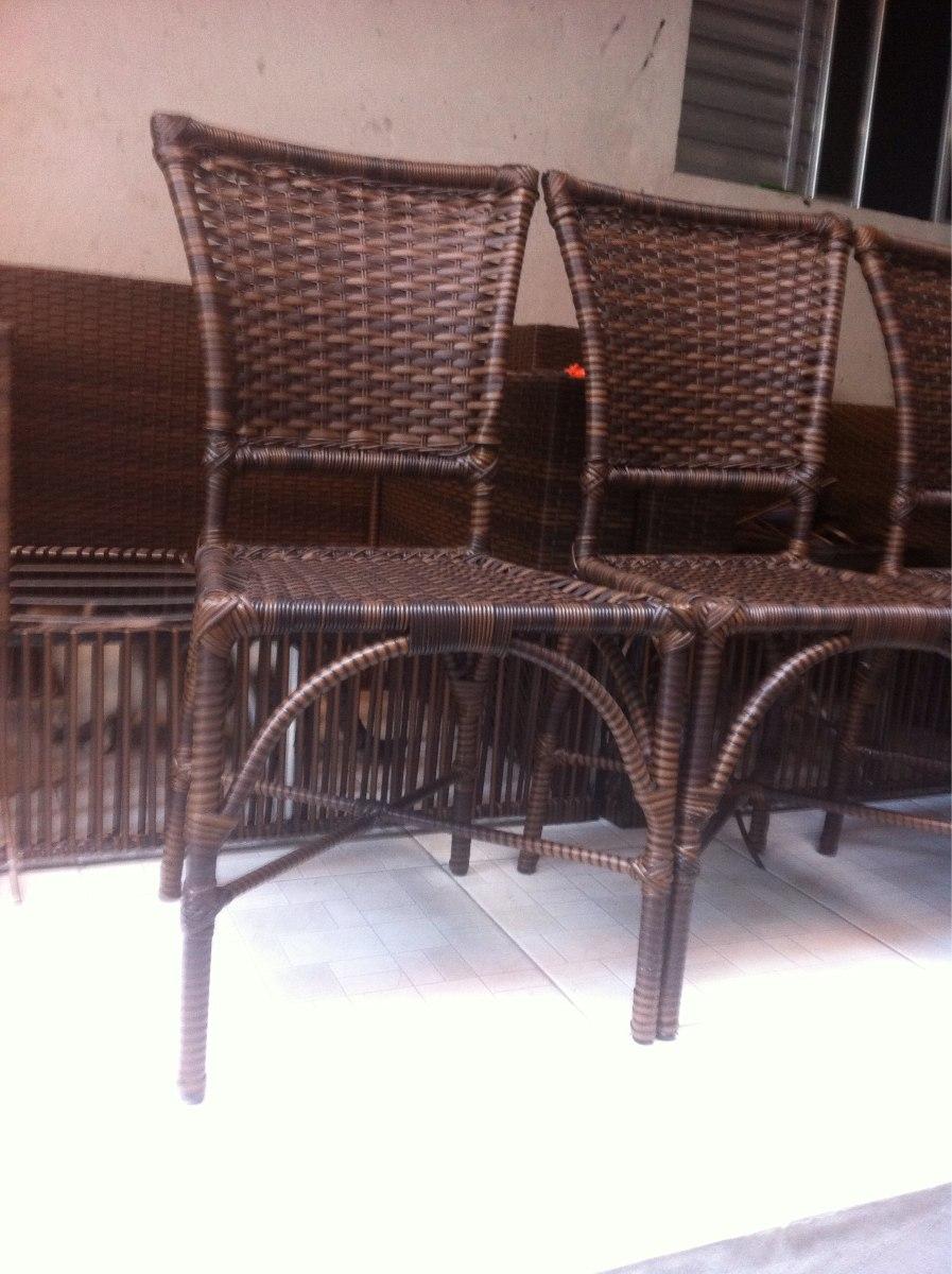 mesa jardim fibra sintetica:Mesa Bernadino Com 10 Cadeiras Em Fibra Sintética – R$ 3.100,00 em