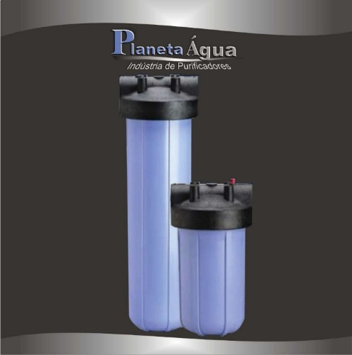 filtro de agua carcaça big 20