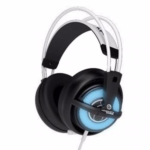 Siberia Platinum: Fone Headset Steelseries Siberia V2 Invictus Gaming Usb