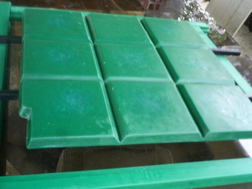 Forma para fabricar placas de gesso 60x60 r 499 00 em for Placas de escayola 60x60 precio