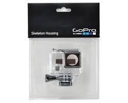 gopro go pro caixa skeleton housing ahssk-301 hero3+ slin
