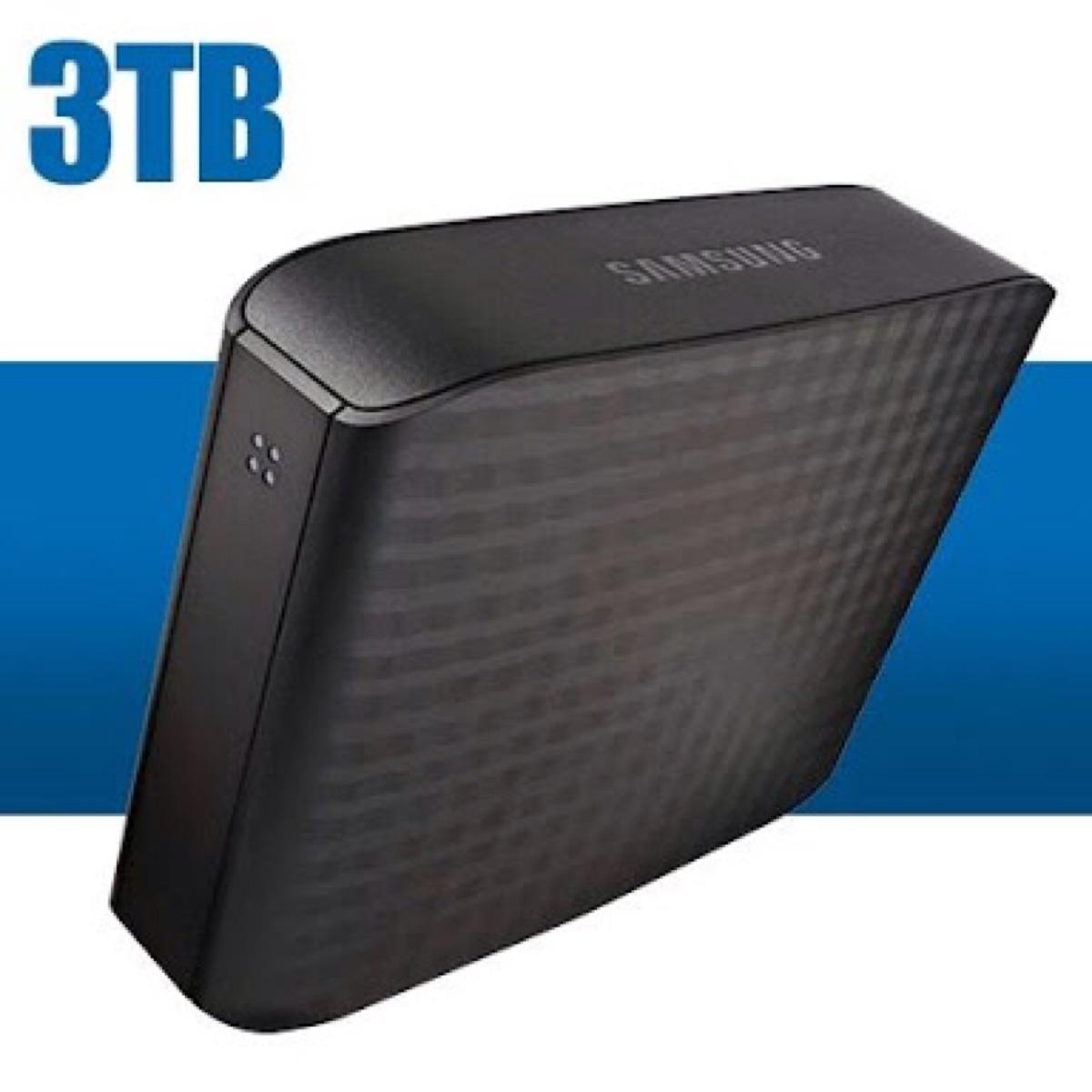 Hd 3tb Samsung Externo R 949 90 Em Mercado Livre