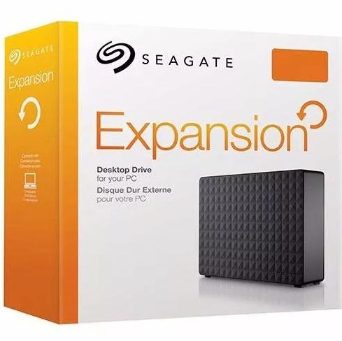 hd externo 2tb seagate expansion usb 3.0/2.0 bivolt-original