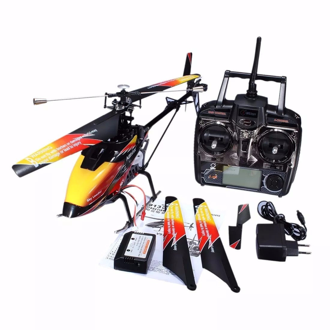 v913 helicopter with Mlb 796322453 Helicoptero V913  Pleto 70cm Controle 24ghz 4 Ch Wltoys  Jm on MLM 562732881 Engrane Principal Helicoptero Wl Toys V913  JM furthermore The Halloweens Cute Pig Nose Half Mask P 42323 as well 4 X Noctilucent Butterfly W Suction Cup Assorted Color P 24402 together with Self Inflating Whoopee Cushion P 24114 in addition Robot Dog Educational Toys Smart Electric Kids Toys P 75190.