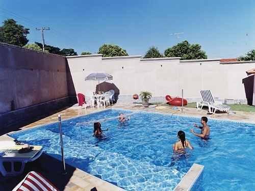 Kit biribol rede volei para piscina rede de 4 metros r for Piscina 9 metros
