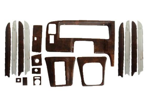kit painel madeira chevrolet omega 92/98 painelkit