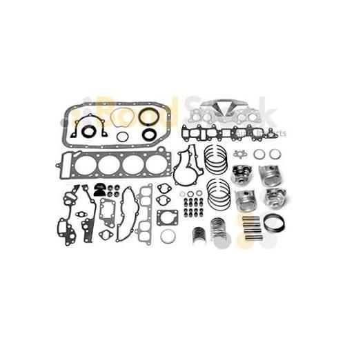 Kit Retífica Motor Citroen Xsara Picasso C3 1.6 16v