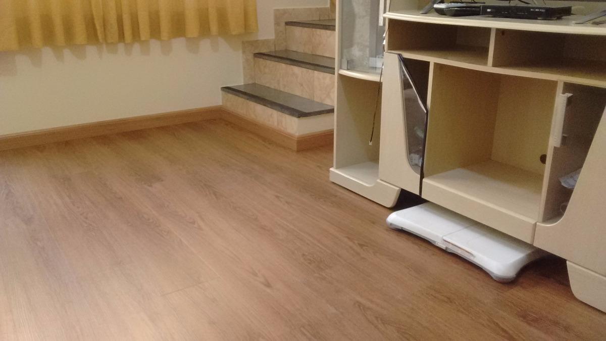 Pin piso laminado eucafloor elegance an lia franco decora for Piso laminado instalado